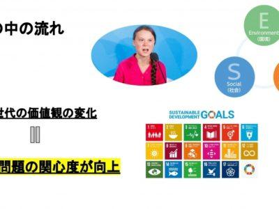 連続セミナー「2050年 温室効果ガス実質排出ゼロを目指して」:第1回 【RE Actionへの企業の挑戦】&【脱炭素社会の企業経営と「エシカル就活」】