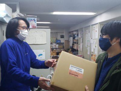 [NEWS] プロサッカークラブ「横浜FC」よりハンドソープの寄贈